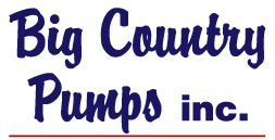 Big Country Pumps Inc